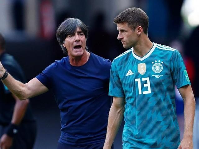 Deutschlands Teamchef Löw will Müller ins DFB-Team zurückholen