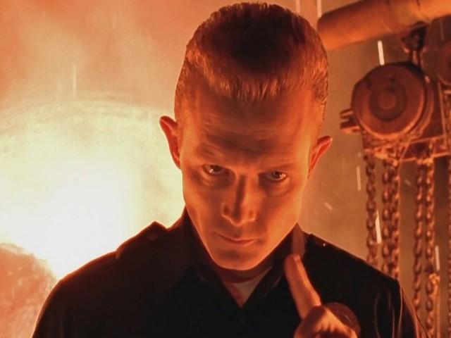 """Billy Idol sollte ursprünglich den T-1000 in """"Terminator 2"""" spielen"""