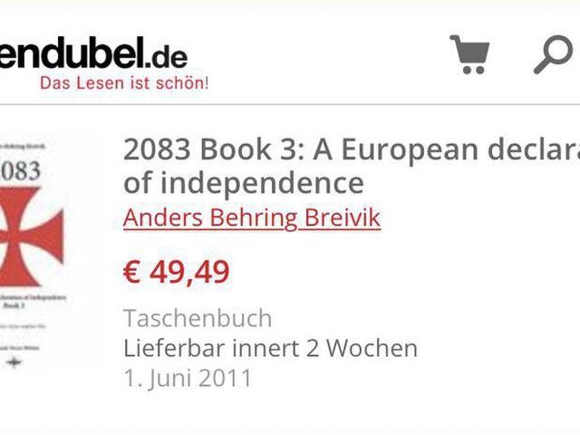 Buchhandlung nimmt Nazi-Pamphlet aus Angebot: Wie es überhaupt so weit kommen konnte