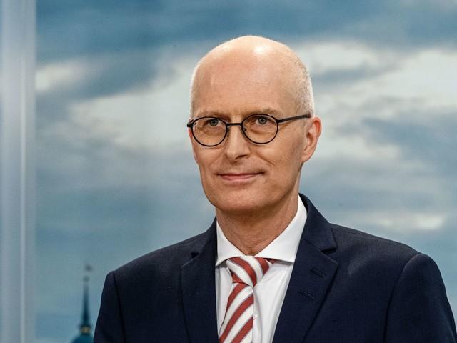 Hamburg-Wahl im TV: Peter Tschentscher im ZDF und im NDR
