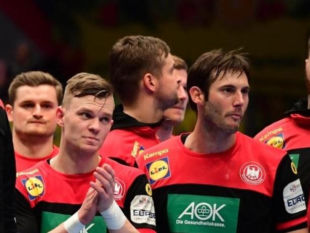 Handball-EM: Deutsche Handballer im Spiel um Platz fünf gegen Portugal