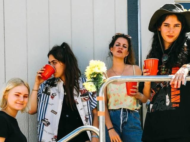 Hinds nehmen ihren Slacker-Rock 2020 mit auf Deutschlandtour