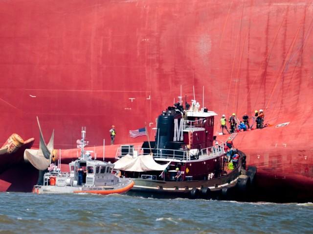Schifffahrt: Sicherheitsrisiko steigt laut Allianz wegen Corona und Größe der Schiffe
