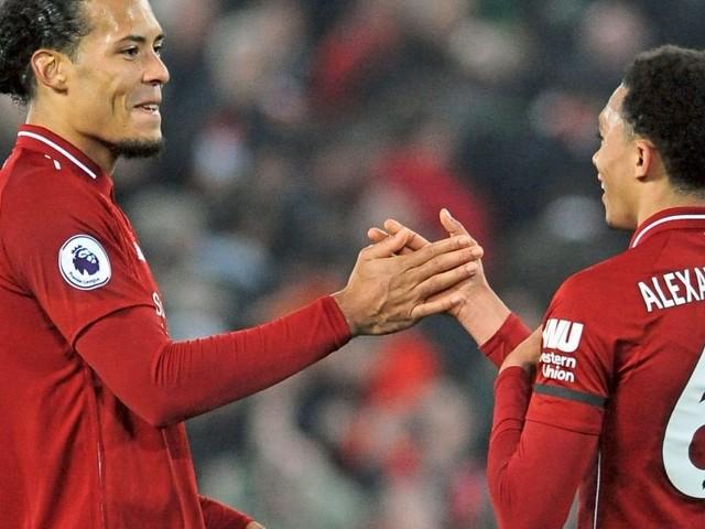 Premier League - Kantersieg für Liverpool, Arbeitssieg für ManCity