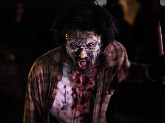 Walibi Holland lässt Fright Nights-Besucher 2017 kriechen: Neues Horror-Haus angekündigt