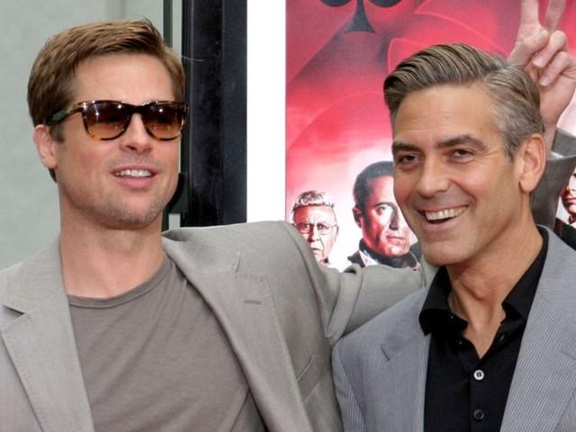 Apple: Sie ringen um Thriller mit Clooney und Pitt