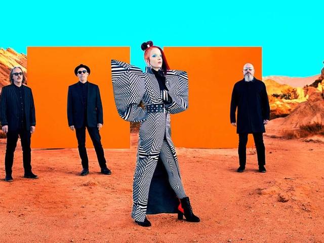 """Shirley Manson von Garbage: """"Es geht darum, die Position der Frau in der Welt zu stärken"""""""