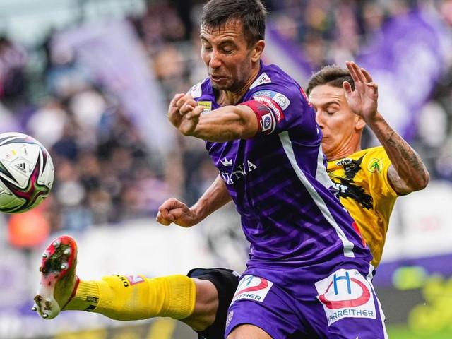 Vor ÖFB-Cup: Austrias schlechte Erinnerungen an Kapfenberg