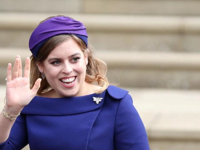 Prinzessin Eugenie veröffentlicht neue Fotos von Baby August