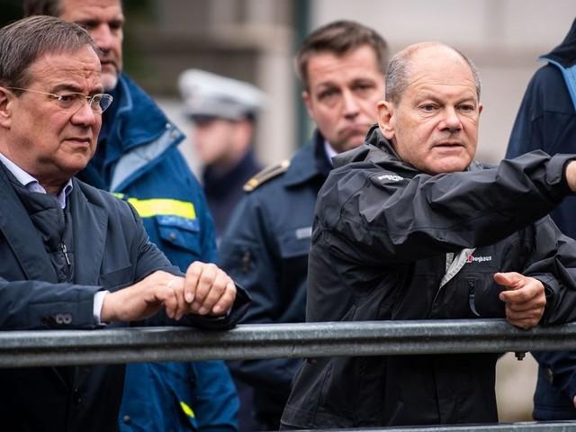 Nach der Flut: Milliarden Euro für den Wiederaufbau