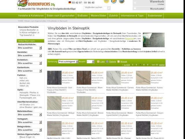 Vinylboden / Designbodenbelag in Steinoptik   hier g?nstig online kaufen   Fliese   Onlineshop   Fachh?ndler, Seite 7