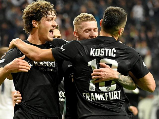 Europa League: Nach Özils Führung – Frankfurt holt Punkt gegen Fenerbahce