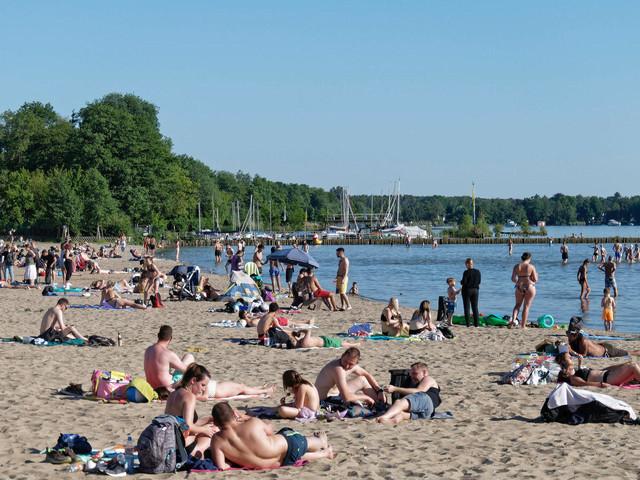 Wetter in Deutschland: Hier wurden Hitzerekorde gebrochen