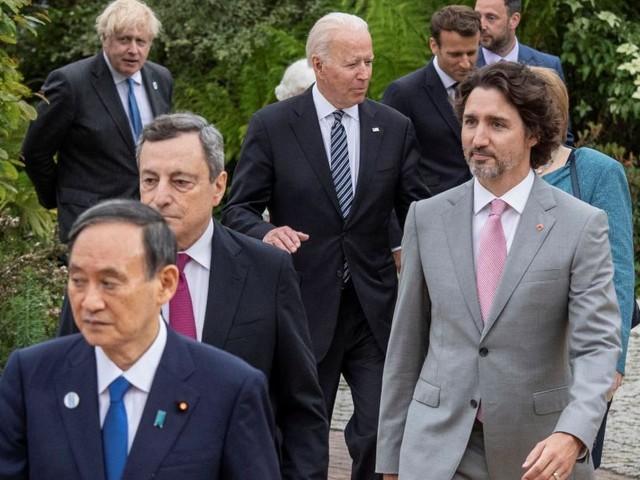 G7-Staaten beschließen weltweiten Infrastruktur-Plan