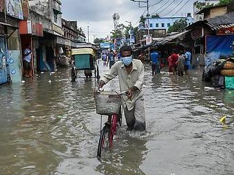 Mindestens fünf Tote durch Zyklon in Indien und Bangladesch
