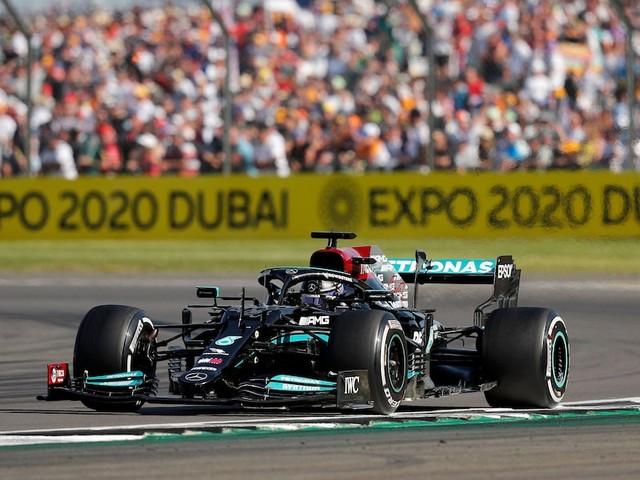 Formel 1 in Silverstone - Hamilton siegt mit spektakulärem Finish - Verstappen nach frühem Crash im Krankenhaus