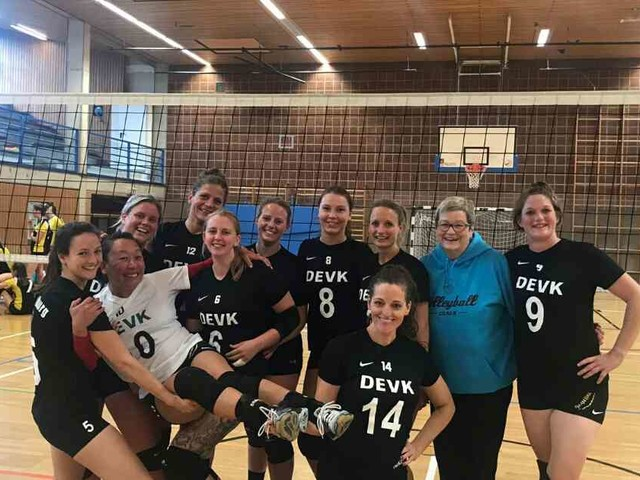 Volleyball beim TV Bitburg