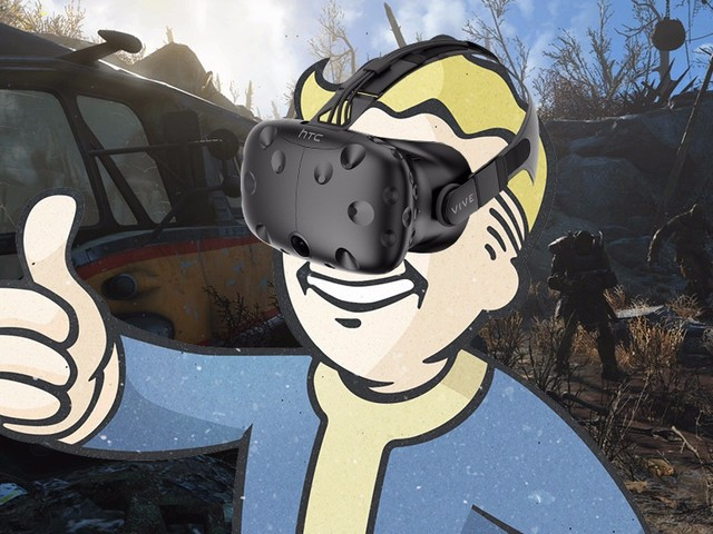 Test: Fallout 4 VR