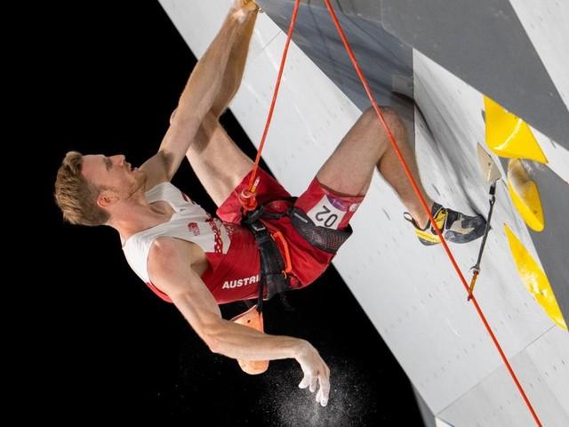 Kletter-Ass Jakob Schubert als starker Vierter ins Olympia-Finale