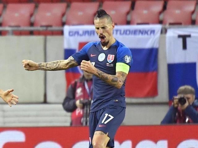 Vor Spiel gegen Polen: Slowake Hamsik meldet sich fit