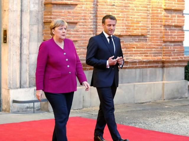 Merkel und Macron einigen sich auf Regeln für Waffenexporte