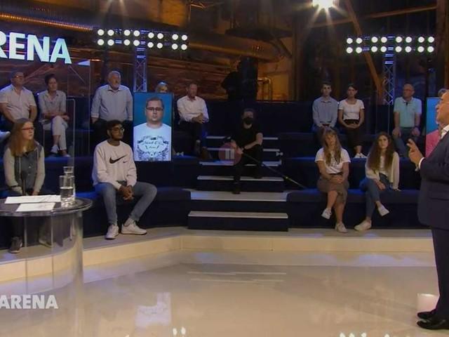 """Klima-Disput in der ARD: Nach heftigen Vorwürfen unterbricht Laschet Fragestellerin - """"Nein, hören Sie auf"""""""