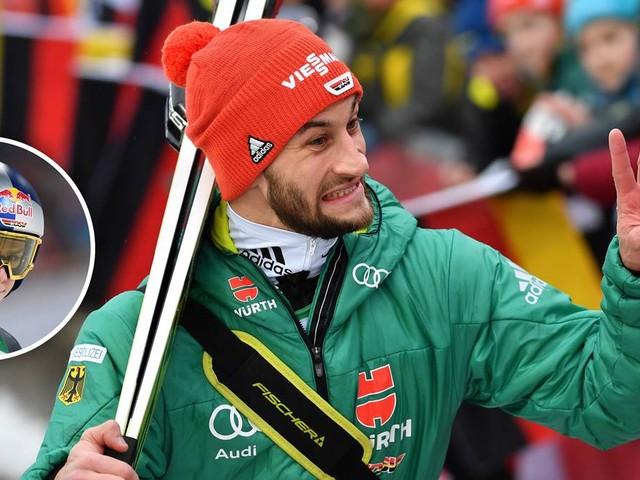 Eisenbichler Zweiter in Oberstdorf, Wellinger raus