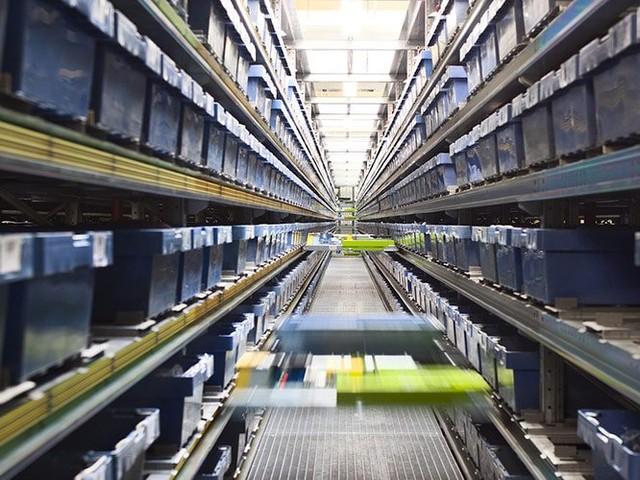 Hermes eröffnet sein größtes Logistikzentrum in England