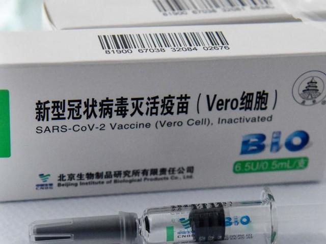 WHO-Notfallzulassung für chinesischen Impfstoff von Sinopharm