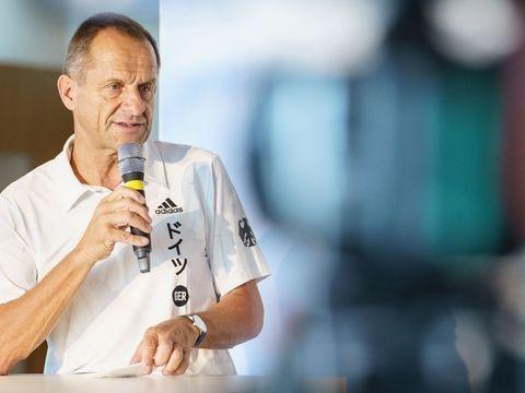 Sommerspiele in Tokio - DOSB-Boss Hörmann: Alle gesund von Olympia zurückbringen