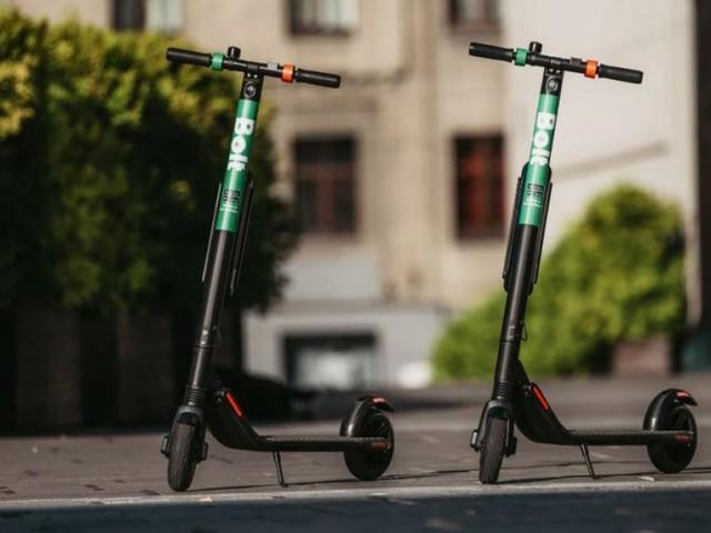 Mit Bolt startet achter E-Scooter-Verleiher in Wien