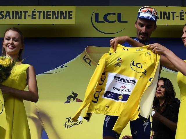 Alaphilippe holt sich Führung bei Tour de France zurück
