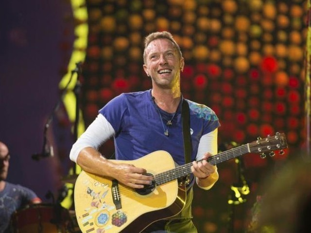 Neues Coldplay-Album kommt im Oktober