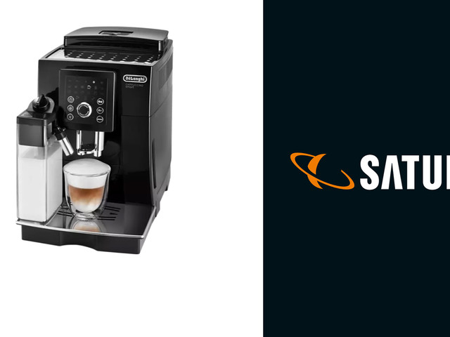 Saturn-Angebot: De'Longhi-Kaffeevollautomat günstig