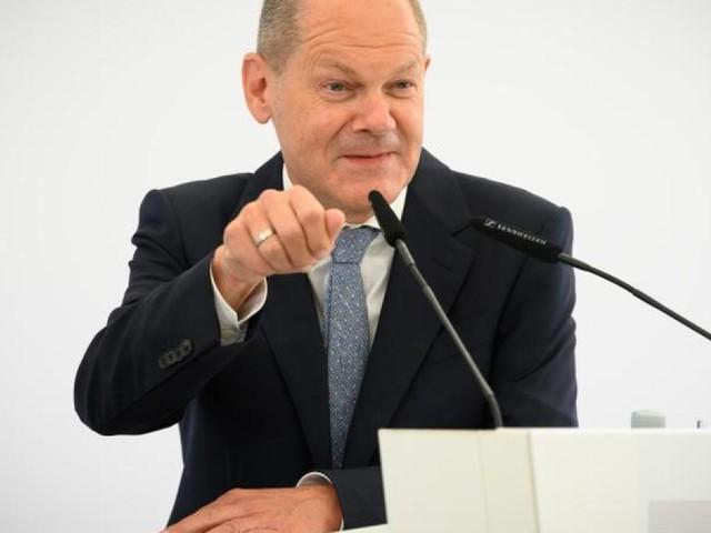 Vizekanzler Scholz verteidigt breitere Testpflichten