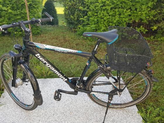 Fahrrad Bergamont in Offenburg
