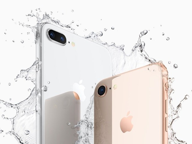 iPhone 8 von iFixit zerlegt