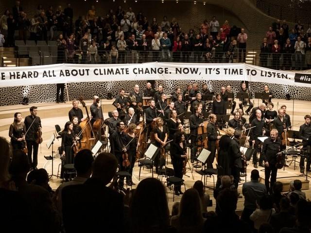 """Klimawandel-Version von """"Die vierJahreszeiten"""": Der Winter ist auch nicht mehr das, was er mal war"""
