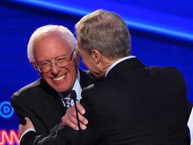 """US-Senator Sanders nach Herzinfarkt: """"Ich bin gesund"""""""