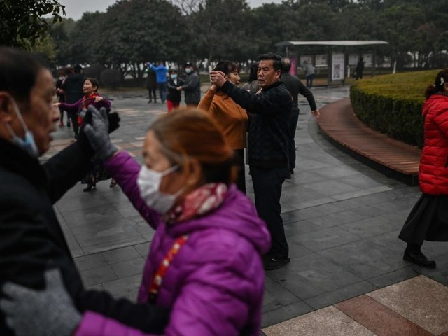 Wuhan beging ersten Jahrestag der Abriegelung wegen Virus