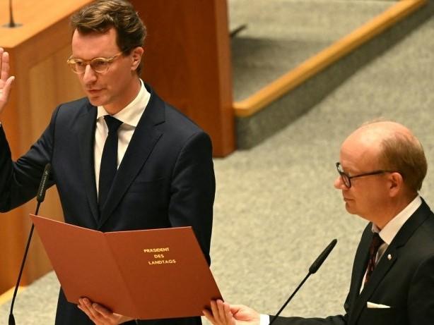 Hendrik Wüst neuer Ministerpräsident in NRW