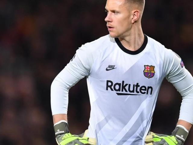 Barça-Keeper ter Stegen erstmals Vater
