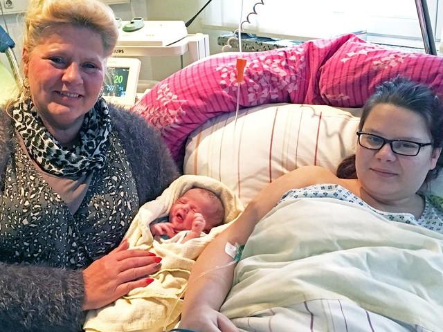 Erste Details: Wie verlief Geburt von Calantha Wollnys Baby?