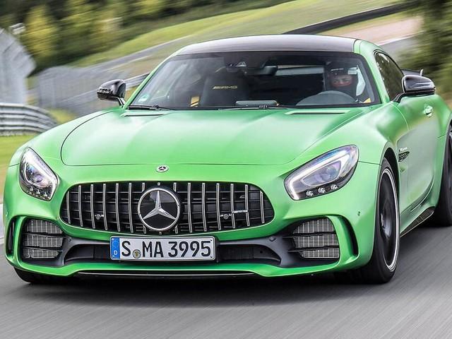 Mercedes AMG Überblick Modelle