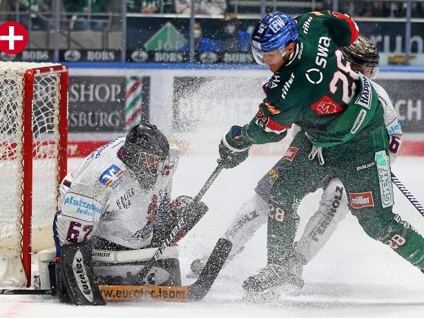 Eishockey: Iserlohn Roosters: Special-Teams-Schlacht endet mit 4:1-Sieg