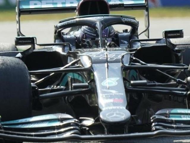 "Titelkampf im ""Batmobil"": Hamilton unter Druck"