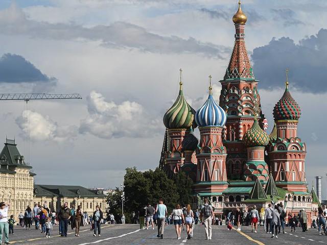 Dritte Corona-Welle in Moskau: Bürgermeister ordnet arbeitsfreie Woche an