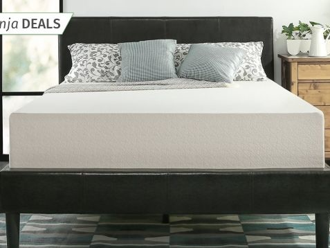 Lose Less Sleep With An Ultra-Affordable Foam Mattress, Today Only