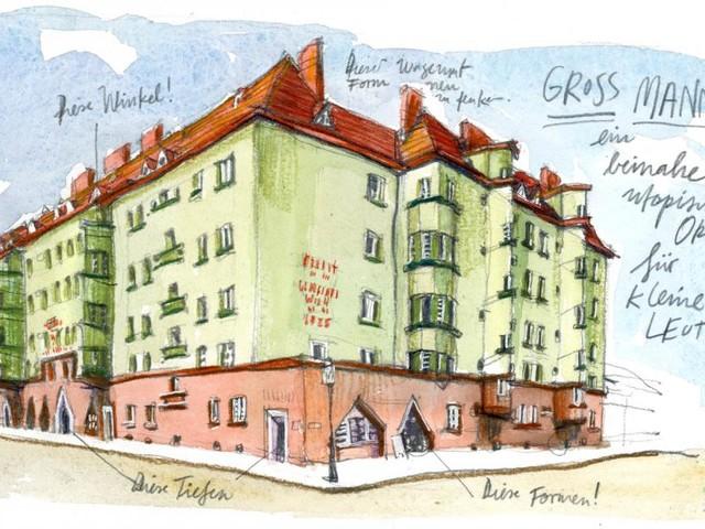 Großmannhof: ein beinahe utopischer Ort für kleine Leute