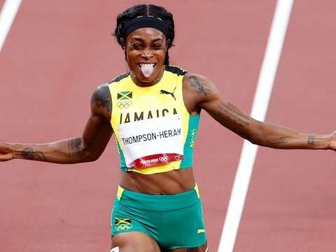 Olympia: Jamaikanerin Thompson-Herah rennt zu zweitem Sprint-Gold